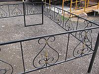 Ритуальная оградка R 09, фото 1