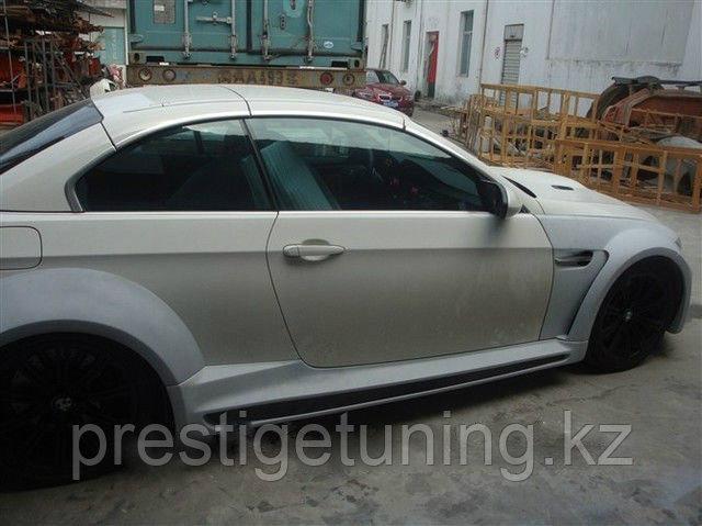 Обвес Vorsteiner на BMW E92
