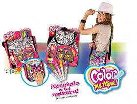 «Color me mine» Сумки раскраски