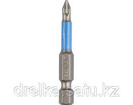 Биты STAYER для шуруповерта, хвостовик E 1/4, 50 мм, 2 шт. , фото 2