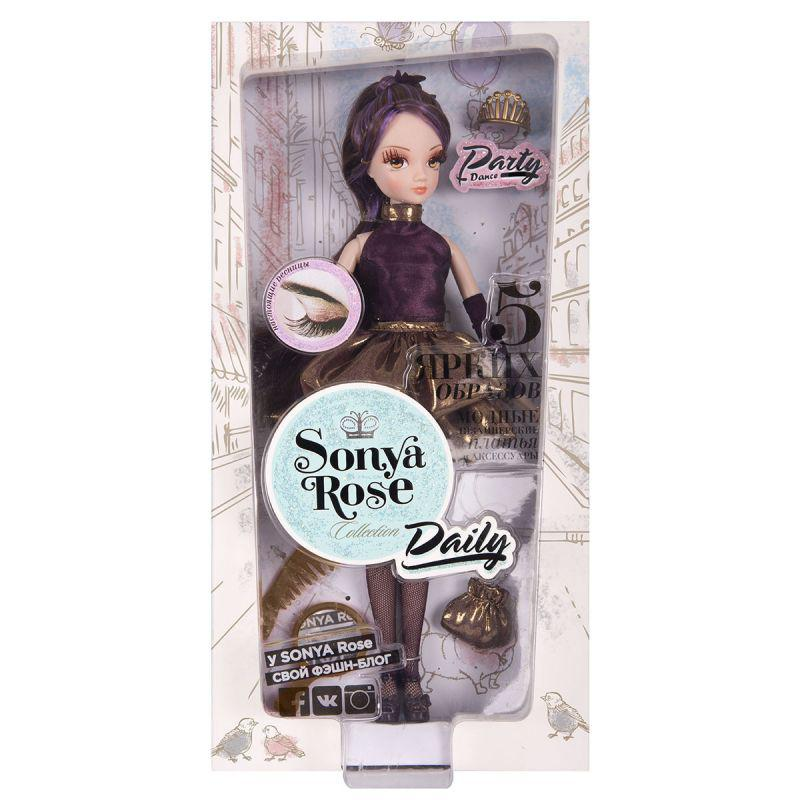 "Sonya Rose Кукла ""Daily Collection"" Танцевальная вечеринка - фото 3"