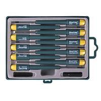 Набор KrafTool отвертки для ремонта мобильных телефонов, 12 предметов 25616-Н12