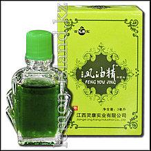 """Бальзам """"Дракон и тигр"""" Feng You Jing (""""Нюхательное масло"""", """"Масло от головной боли"""")."""