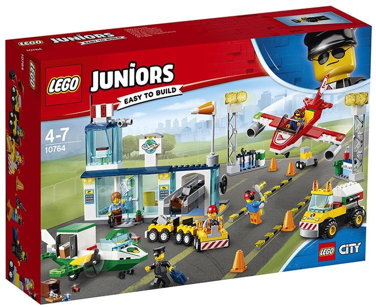 10764 Lego Juniors Городской аэропорт, Лего Джуниорс