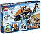 60194 Lego City Арктическая экспедиция Грузовик ледовой разведки, Лего Город Сити, фото 2