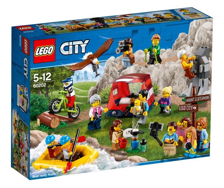 60202 Lego City Любители активного отдыха, Лего Город Сити