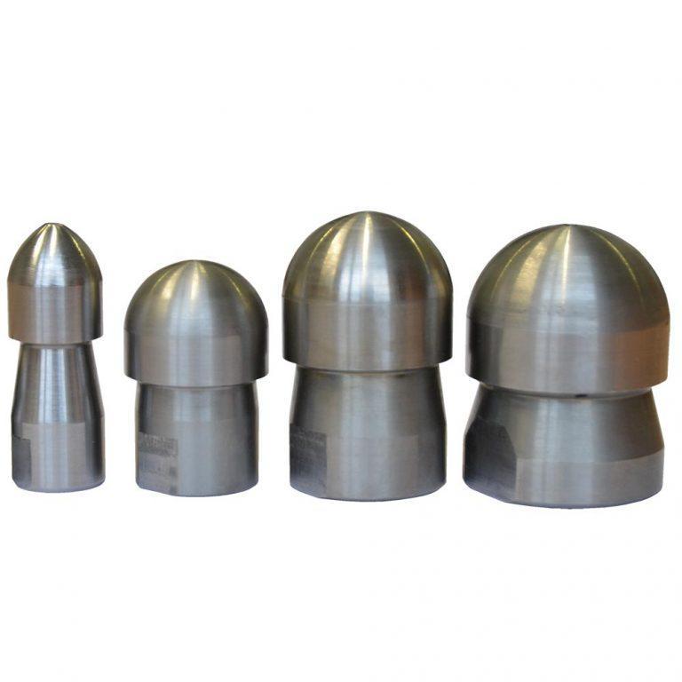 Каналопромывочные форсунки ЗЕТ серии ST из хирургической стали