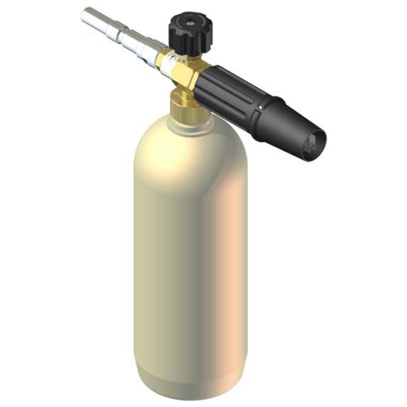 Пенообразователи и химические инжекторы высокого и низкого давления
