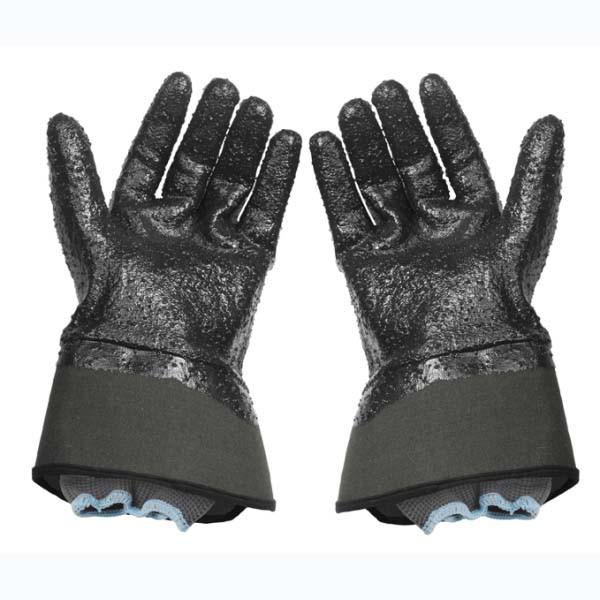 Защитные перчатки TST, 500 бар, пара, с комплектом внутренних перчаток (12 пар). Уровень защиты 5/5/2