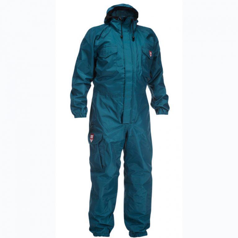 Влагозащитный костюм с капюшоном TST (не обеспечивает защиту от струи ВД/СВД)