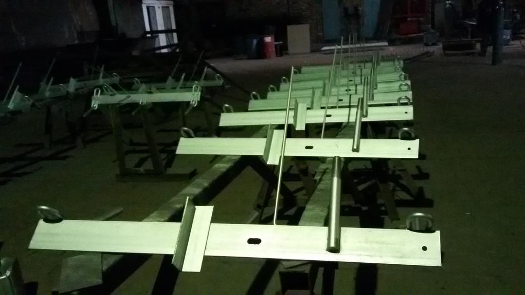 Изготовление траверс Ensto ТМ73