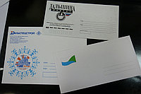 Конверты с логотипом, фото 1