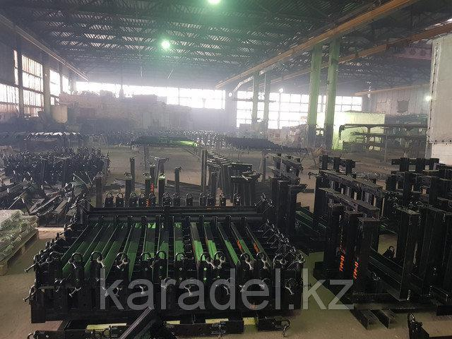 Выполнение крупного заказа на 30 млн тенге на участок Павлодар - Омск (больше 2 тысяч траверс ТМ11 и ТМ12)