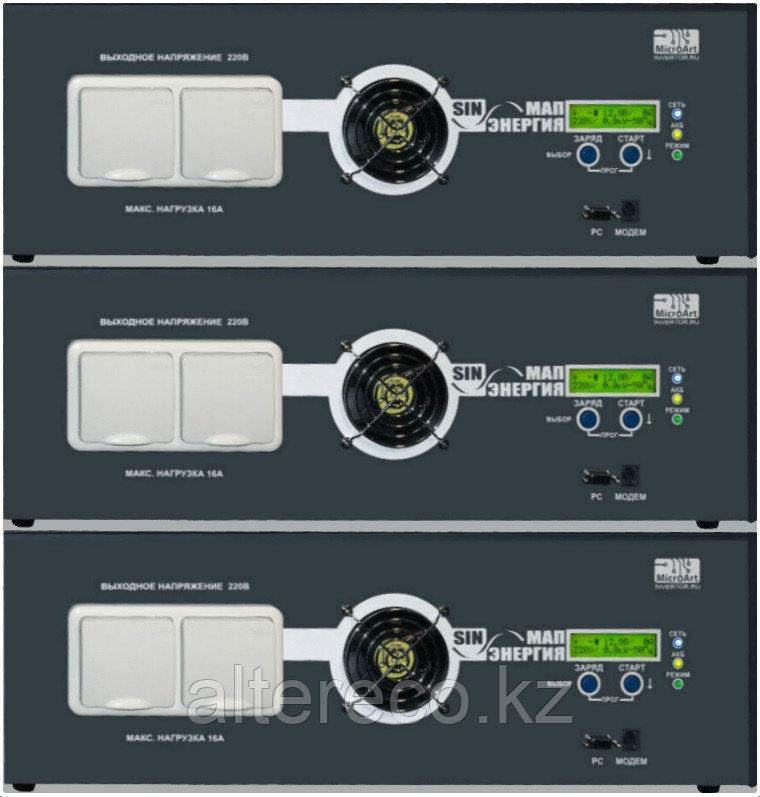 Инвертор МАП HYBRID 24-3 х 3 фазы (9 кВт)