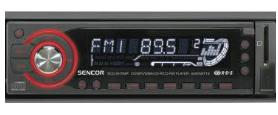 Автомагнитола Sensor SCD 5075MR