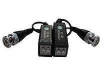 Пассивный приемопередатчик по витой паре video balun  NVL-206P
