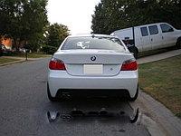 M-tech обвес для BMW E60, фото 1