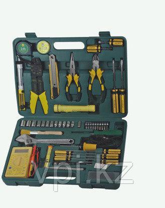 Набор инструментов электромонтажных   De&Li 1050