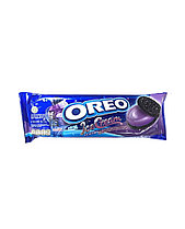 Oreo Печенье 28,5 гр Черничное мороженое /Орео  3 печеньки/