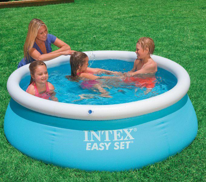 Бассейн Easy Set (244х76см.) Intex