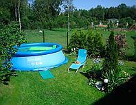 Бассейн Easy Set (396х84см.) Intex