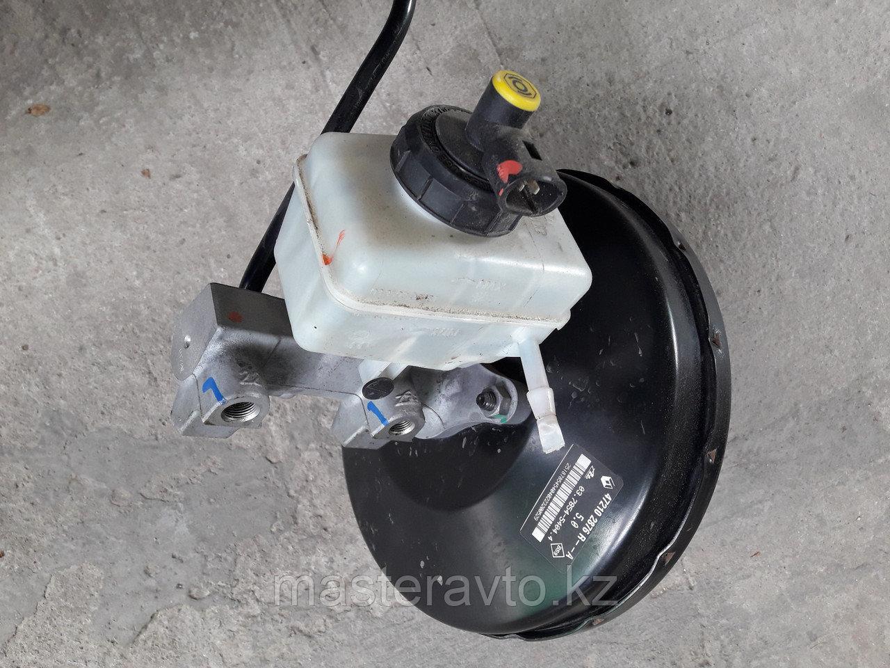 Бачок главного тормозного цилиндра для Renault Duster 2012> Б/У