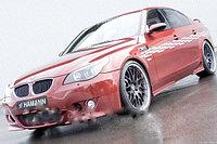 Обвес Hamann на BMW E60