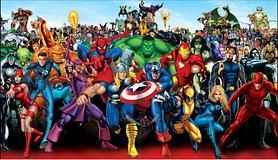 Супер герои (super heroes)