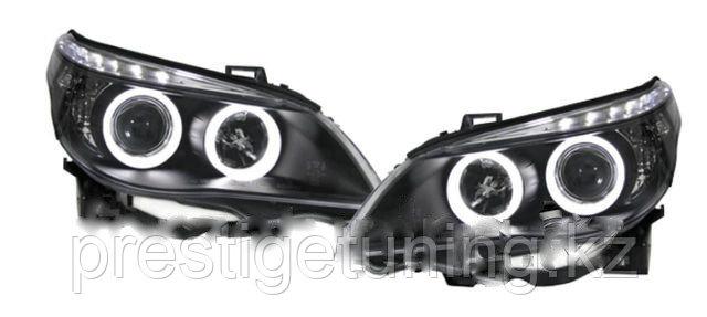 Фары Halo для BMW E60 03-07