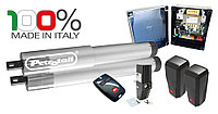 Привод распашных ворот KIT HIDE SW - К (створка до 200 кг.) в комплекте. BFT-Италия
