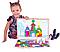 """Развивающая игра """"Магнитная Фантазия"""" с фигурками из дерева и магнита, фото 5"""