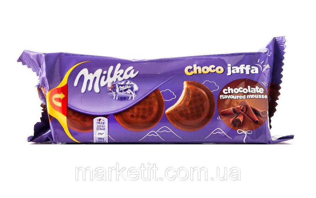 Milka Choco Jaffa Chocolate Джафа 128гр (24шт-упак)