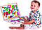 """Развивающая игра """"Магнитная Фантазия"""" с фигурками из дерева и магнита, фото 7"""