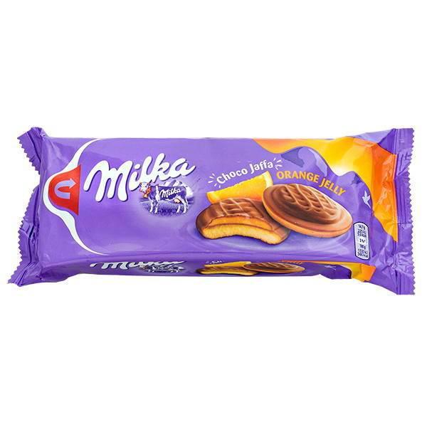 Milka Choco Jaffa Orange Джафа 128гр (24шт-упак)