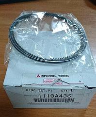 Кольца поршневые к-кт на 1 цилиндр STD Mitsubishi ASX 1.8-2.4 2010-2016 (NEW)
