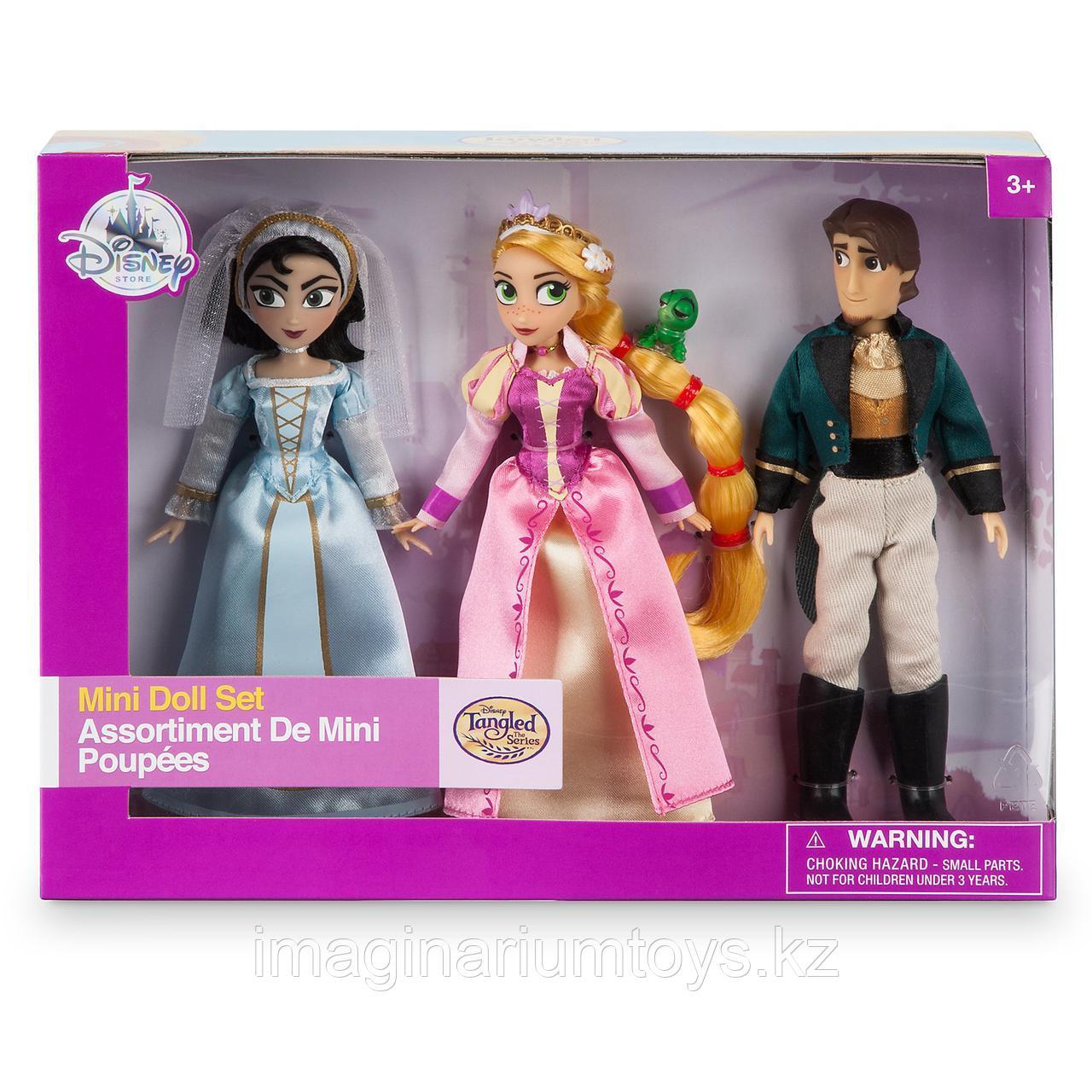 Набор кукол «Рапунцель и ее друзья» Disney