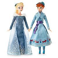 Набор кукол  «Эльза и Анна» Disney, фото 1