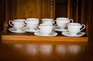 Грация набор чайных пар