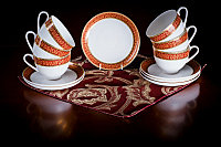 Триумф набор чайных пар