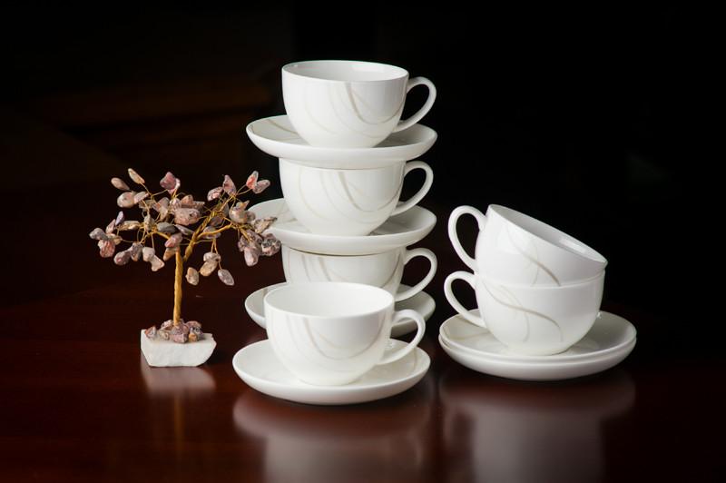 Элегия набор чайных пар