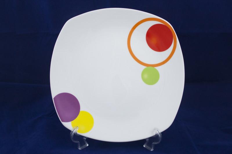 Круги закусочная тарелка