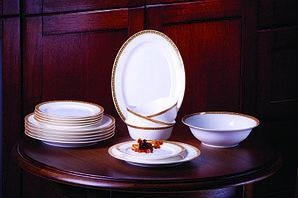 Алтынай столовый сервиз