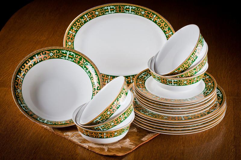 Салтанат столовый сервиз