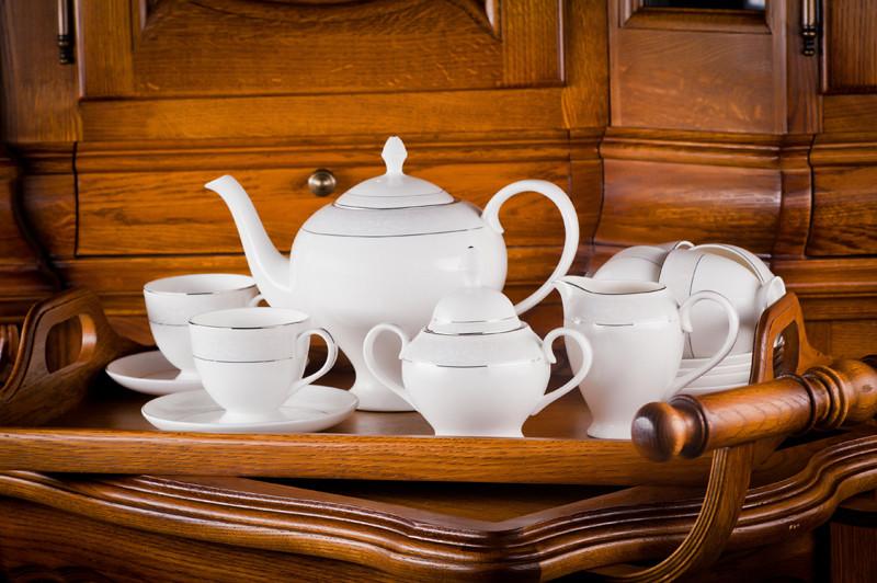 Адажио чайный сервиз - фото 1