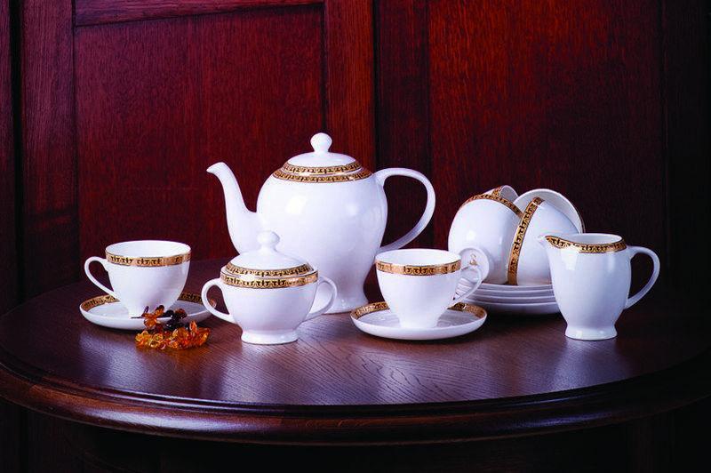 Алтынай чайный сервиз