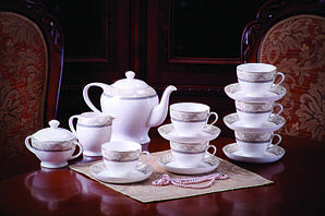 Людовик чайный сервиз