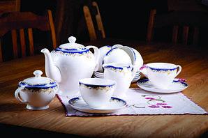 Ноктюрн чайный сервиз