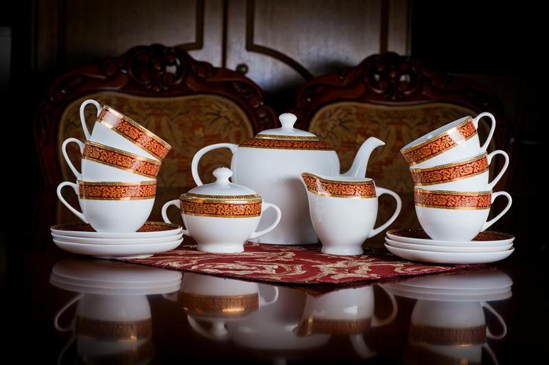 Триумф чайный сервиз