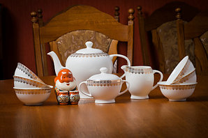 Акку чайный сервиз с пиалами
