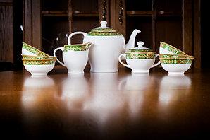 Салтанат чайный сервиз с пиалами